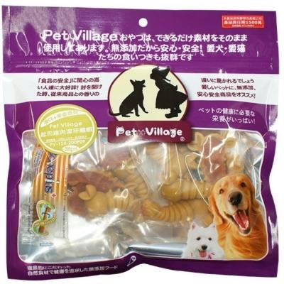 Pet Village 起司雞肉潔牙龍蝦 200g