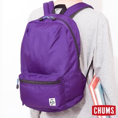 CHUMS-日本-Eco-超輕量後背包-羅蘭紫