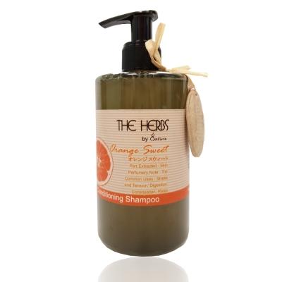THE HERBS 天然草本洗髮水-香橙 300 ml