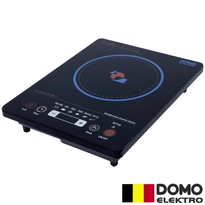 比利時DOMO微電腦觸控黑晶電陶爐(DM8202MKT)