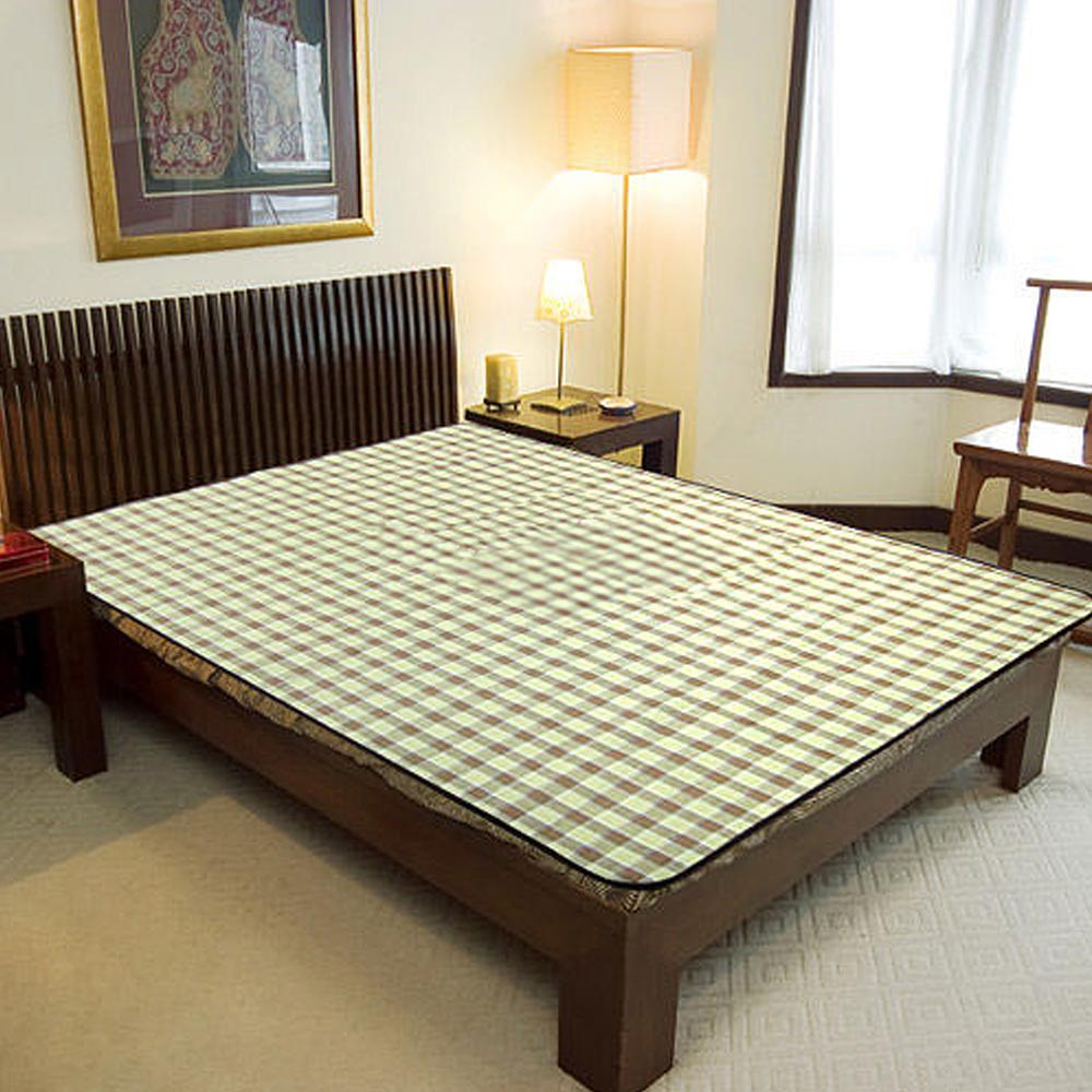 范登伯格 - 仲夏頌 植草雙人床蓆 - 大樂芙 (150x186cm)