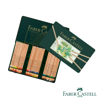 Faber-Castell PITT藝術家級粉彩色鉛筆60色