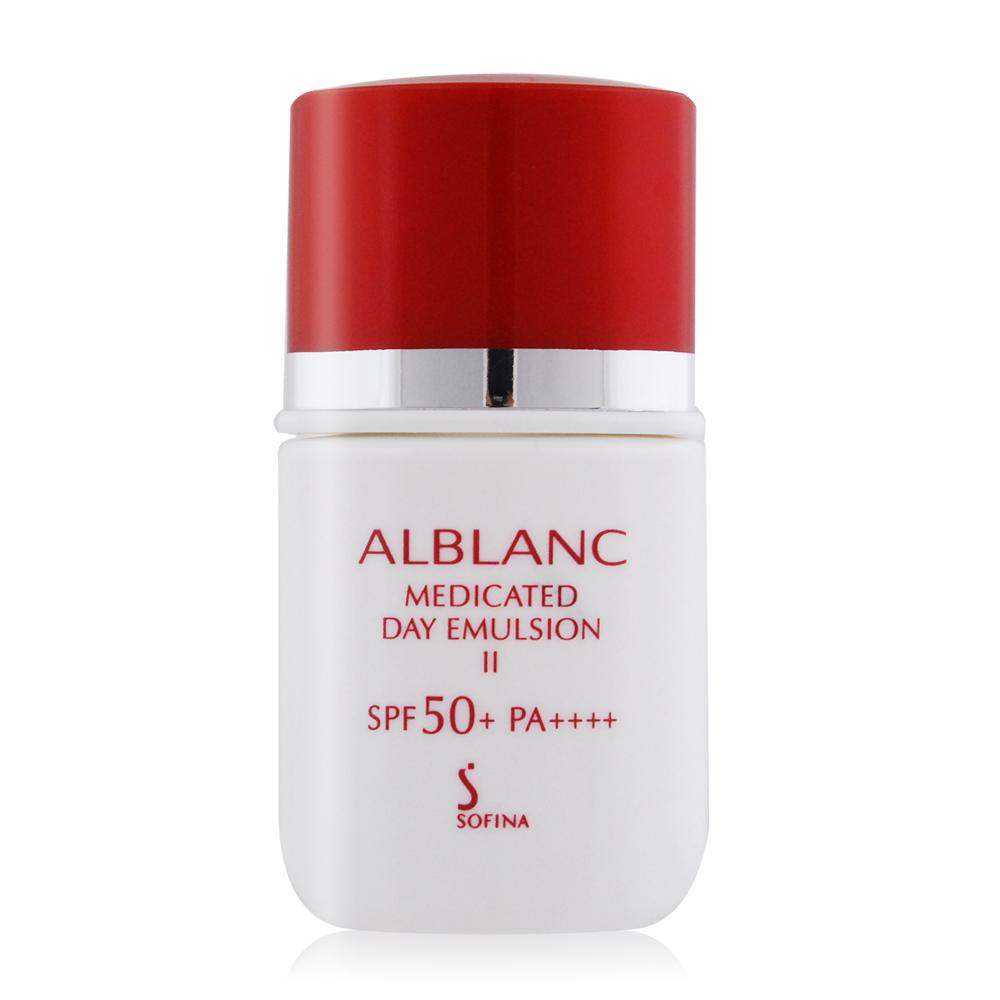SOFINA蘇菲娜 潤白美膚盈透UV防護乳II升級版SPF50+/PA++++9ML