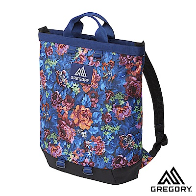 Gregory 16L FLASH DAY後背包 五彩印花