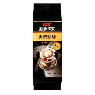 UCC 咖啡探究濾式咖啡-炭燒(35g)