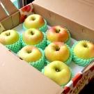鮮果日誌 日本青森群馬名月蘋果(8入裝)