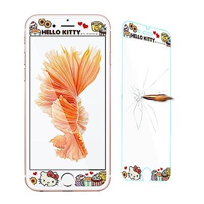三麗鷗 iPhone 8 / 7 /6s Plus 全隱形玻璃保護貼(瑪芬凱蒂)...
