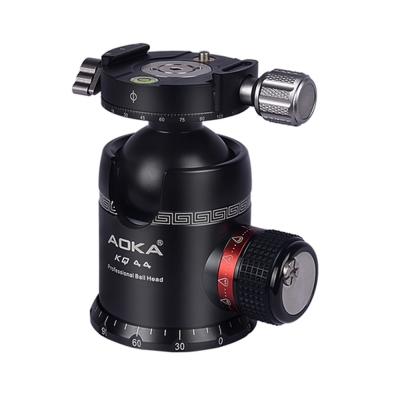 AOKA KQ44多功能360度全景攝影旋轉球體雲台