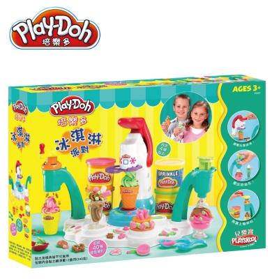 【play-doh培樂多】冰淇淋派對