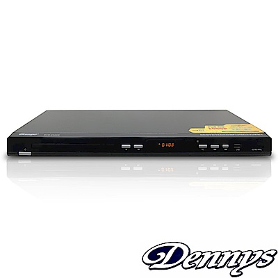 Dennys USB/SD/HDMI/DVD播放器(DVD-8900B)