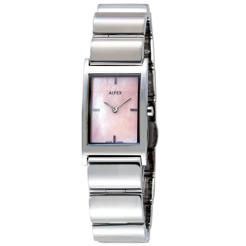 【ALFEX】優雅時光都會腕錶