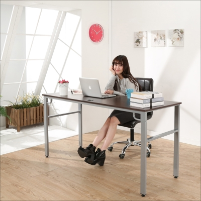 BuyJM 環保低甲醛防潑水穩重型工作桌-寬160公分