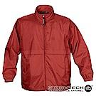 【加拿大STORMTECH】防曬防潑水透氣休閒外套PX-1-男-紅