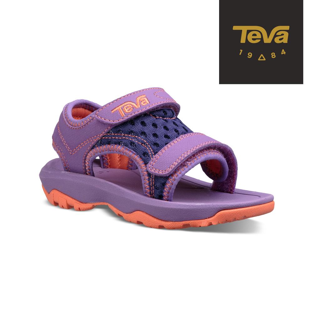 TEVA 幼童 Psyclone XLT 運動涼鞋 紫