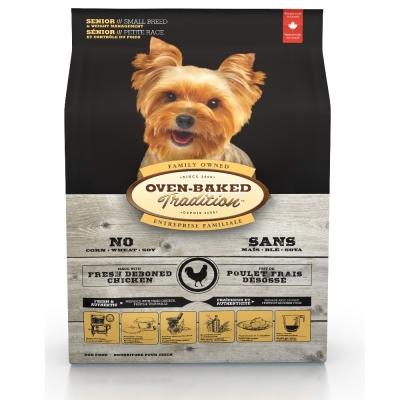 烘焙客Oven-Baked 高齡犬/減重犬 雞肉配方 1KG 兩包組
