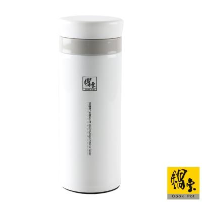 鍋寶 超真空輕量保溫杯 250CC-白 SVC-025W-C