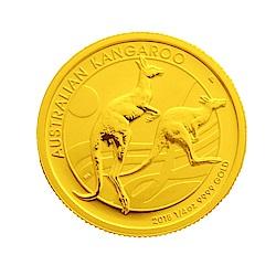 2018年澳洲袋鼠金幣-1/4盎司(OZ)