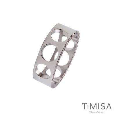 TiMISA《幸福指輪》純鈦戒指/墜飾