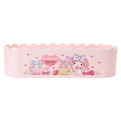 Sanrio  美樂蒂可磁吸式收納盒(甜蜜午茶)