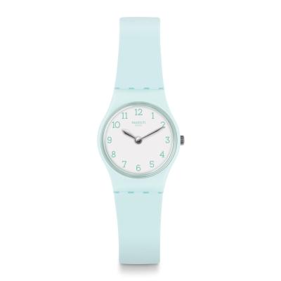 Swatch 原創系列 GREENBELLE 清新薄荷手錶