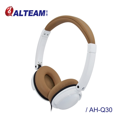 ALTEAM 我聽 AH-Q30【花系列】 蝴蝶蘭耳罩式耳機
