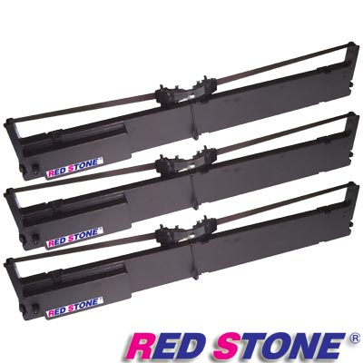 RED STONE for IBM 9068 A03/H01黑色色帶組(1組3入)