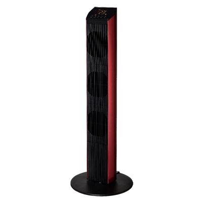 PERSON柏森 微電腦全功能遙控DC大廈扇-紅 PS-5021-R