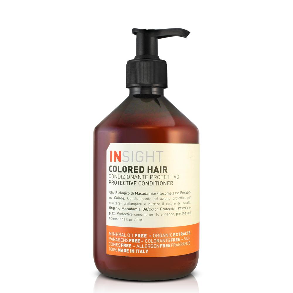 INSIGHT 堅果油護色護髮素500ml