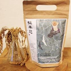 溪州尚水 紫米麩3包;200g/包(紫米;純素)
