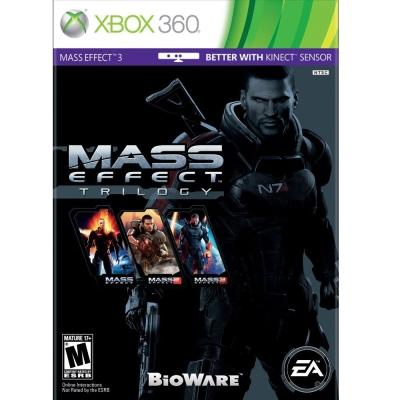 質量效應三部曲合輯 Mass Effect Trilogy - XBOX ONE 英文美版