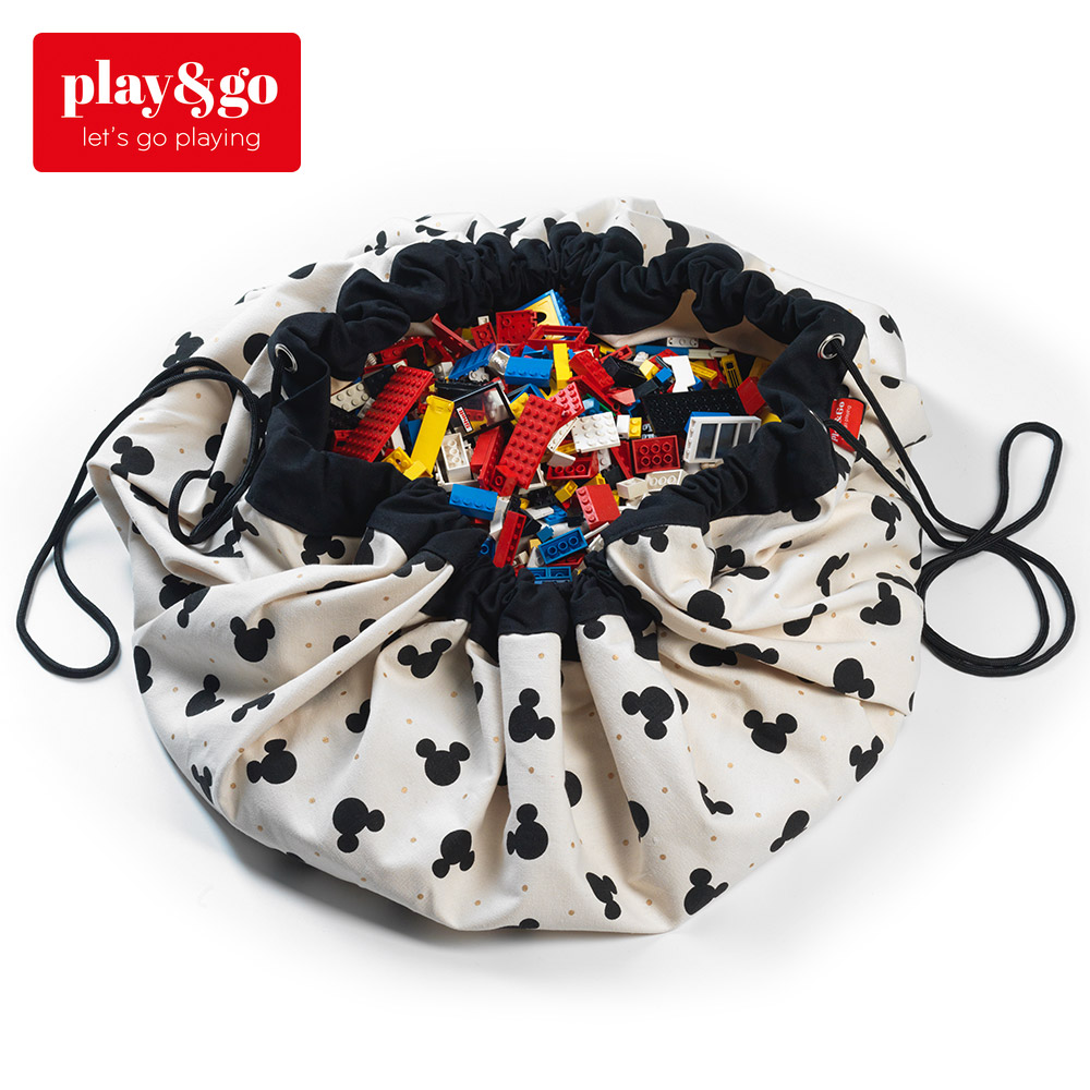 比利時 Play & Go 玩具整理袋 迪士尼限定聯名款(共3款)