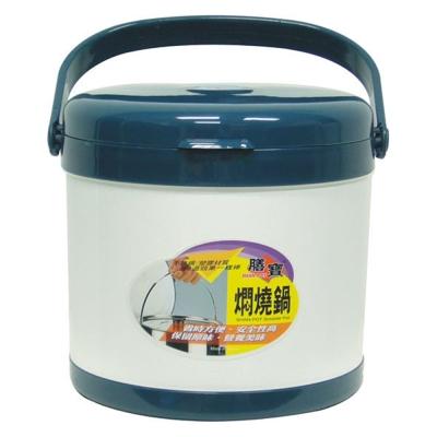 膳寶-5L外塑內鋼燜燒鍋-SP-B005