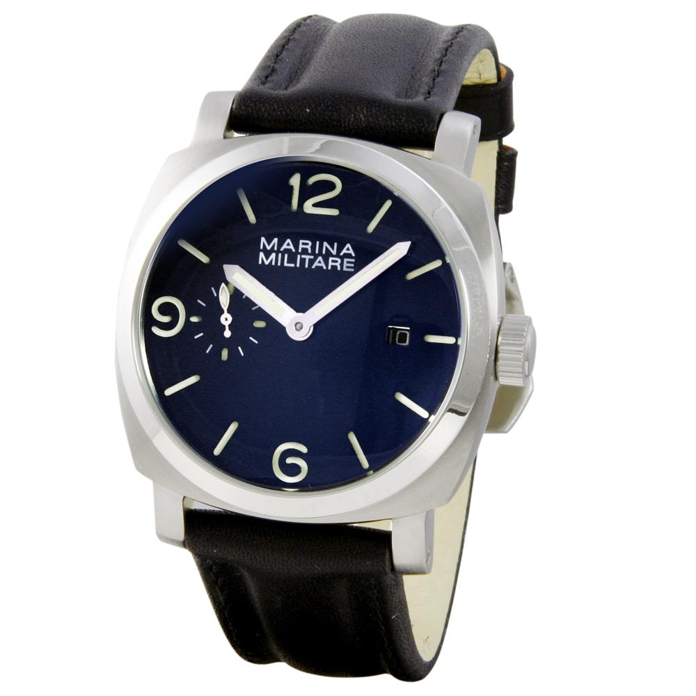 PARNIS 軍錶風格│簡約質感自動機械錶 鍍藍膜設計 PA3014 後鏤空