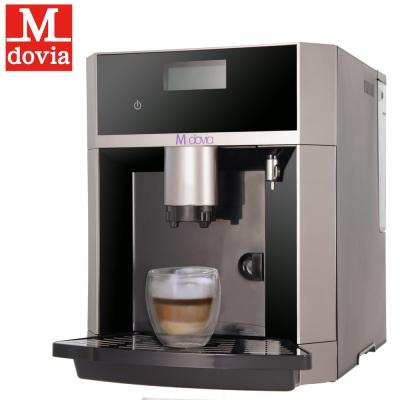 M-Dovia-全程自動化打奶泡-研磨義式咖啡機