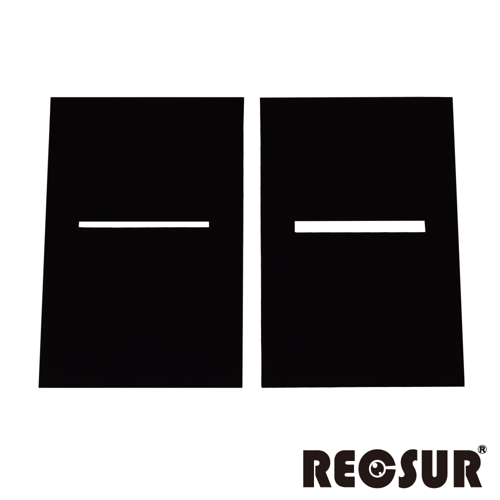 RECSUR 銳攝 RS-1005 縫型黑卡