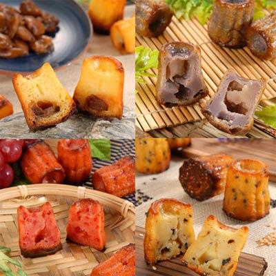 法式軟木塞蛋糕-中式風味-共3盒-BBF-BC06