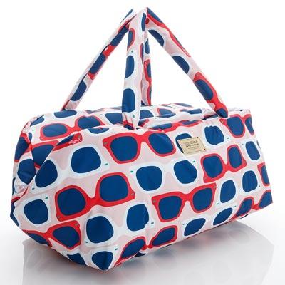 VOVAROVA空氣包-週末旅行袋-威尼斯豔陽下-法國設計系列