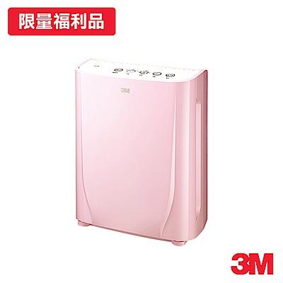 【福利品】3M寶寶專用6坪空氣清淨機-棉花糖粉(適用3-7坪)