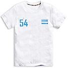 101原創 世足限定T-阿根廷短袖T恤上衣-白