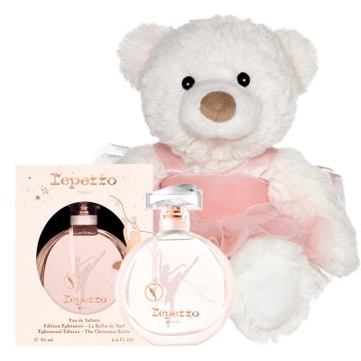REPETTO 香榭芭蕾女性淡香水星空限定版80ml(贈送幸福芭蕾泰迪熊)