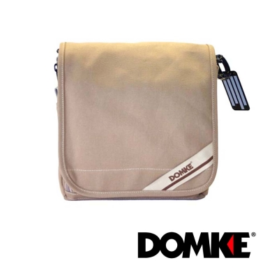 美國進口-DOMKE-F-5XC-經典側背型背包-卡其色