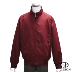 GIBBON 經典耐用輕量防風外套‧酒紅色M~XL