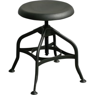 YOI傢俱 工業風金屬克萊頓椅38.5x38.5x42~60cm