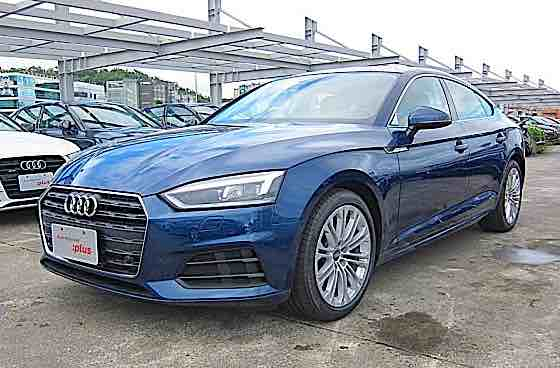 擁有Audi A5新古車 只要175萬元起
