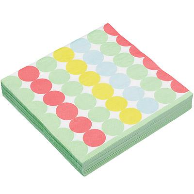 KitchenCraft 餐巾紙20入(彩泡)