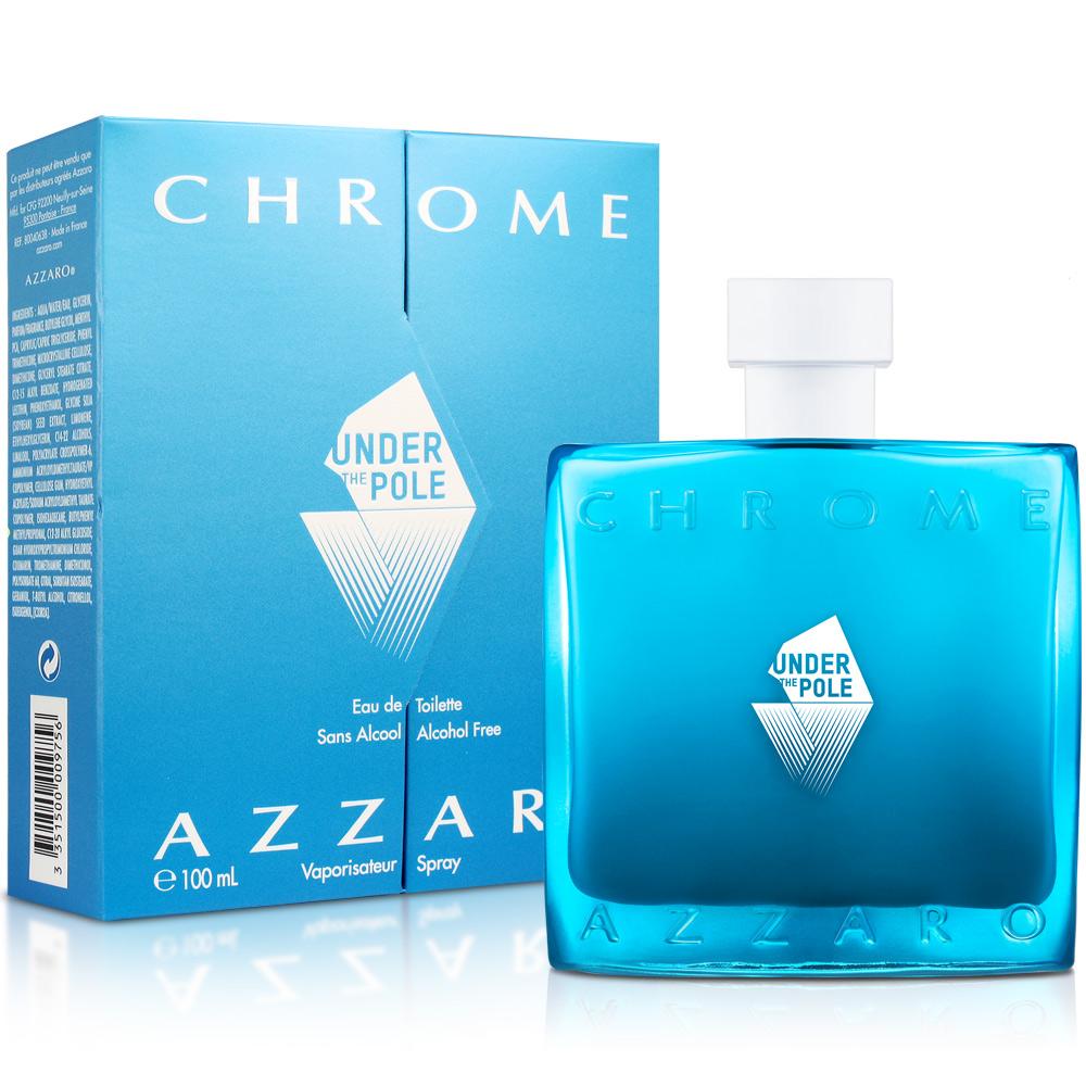 AZZARO 鉻元素男性淡香水極地探險版100ml