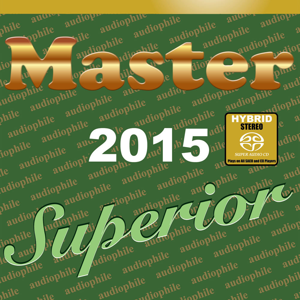 Master發燒碟2015 SACD