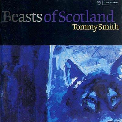 湯米史密斯 - 蘇格蘭的野獸  CD