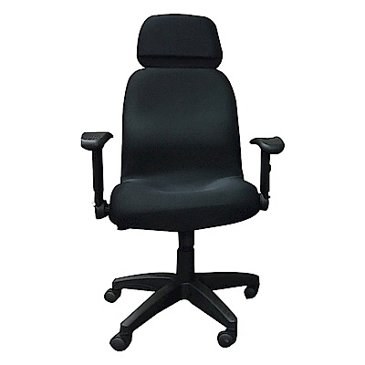 GD綠設家 威仕高背機能辦公椅(六色可選)-69x43x112cm免組