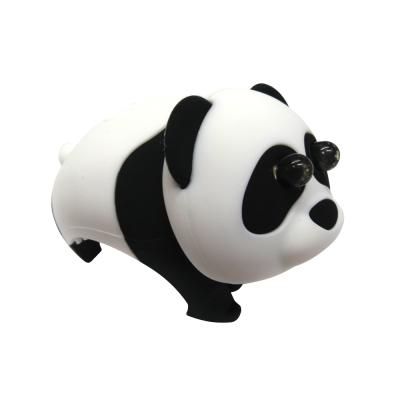 ZOONIMAL可愛動物LED單車用前燈 黑輪熊貓